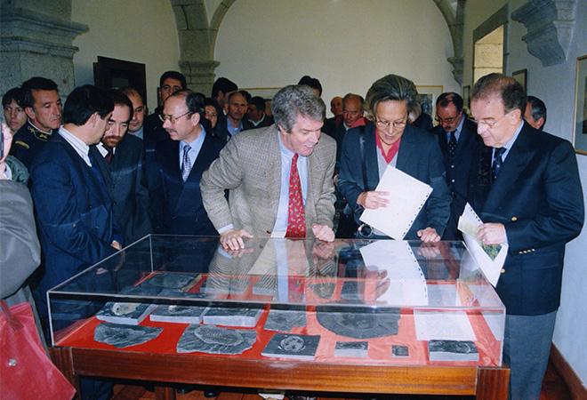 Primeira exposição em Arouca – 1998
